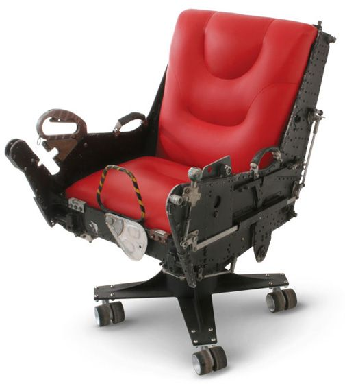 Pilot Ready Room Chair