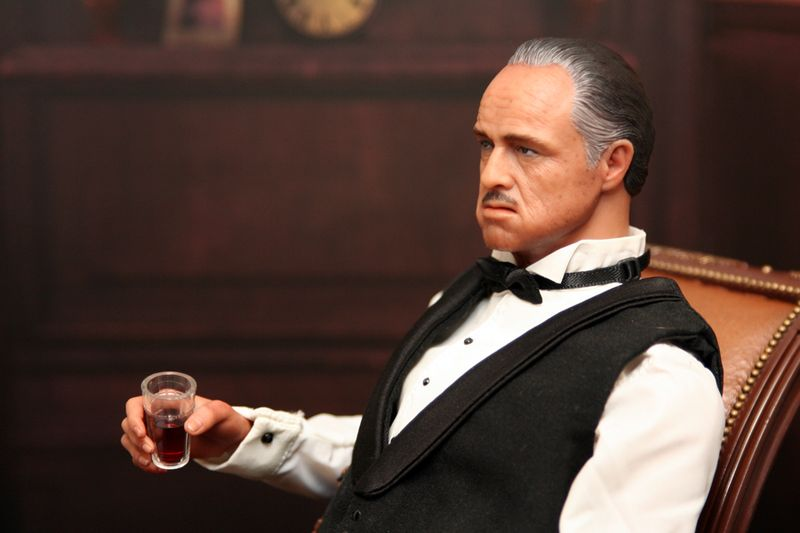 Don vito corleone action figure looks scary real vito2 thecheapjerseys Choice Image