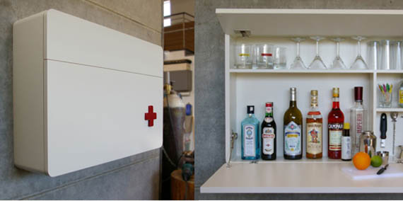 Bon No Use For A Medicine Cabinet? Me Neither. Donu0027t Worry, The Urbancase Melli  Compact Lounge Isnu0027t Like Any Ordinary Storage Area For Keeping Remedies.