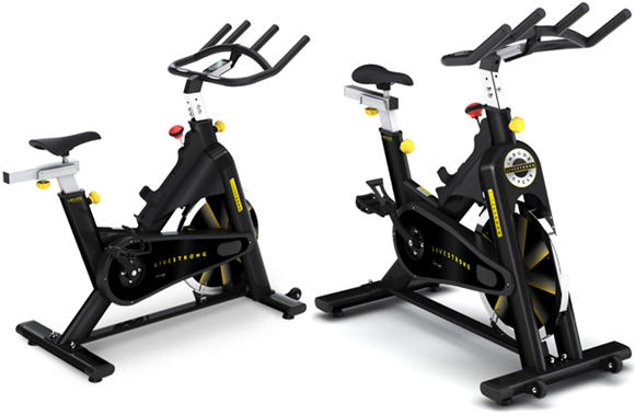 Livestrong Ls9 9ic Exercise Bike Lets You Train Like Lance