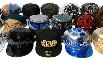 59Fifty Fitted Star Wars Caps 45f1d21b6de