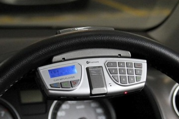 Brando Skips The Dashboard, Puts An In Car Bluetooth System On Your  Steering Wheel