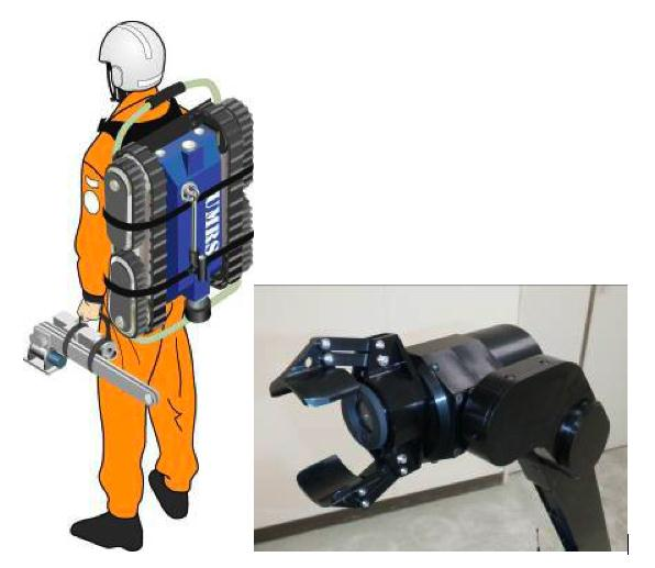 Autotec S Gentlemanly Wearable Robot Opens Doors For You