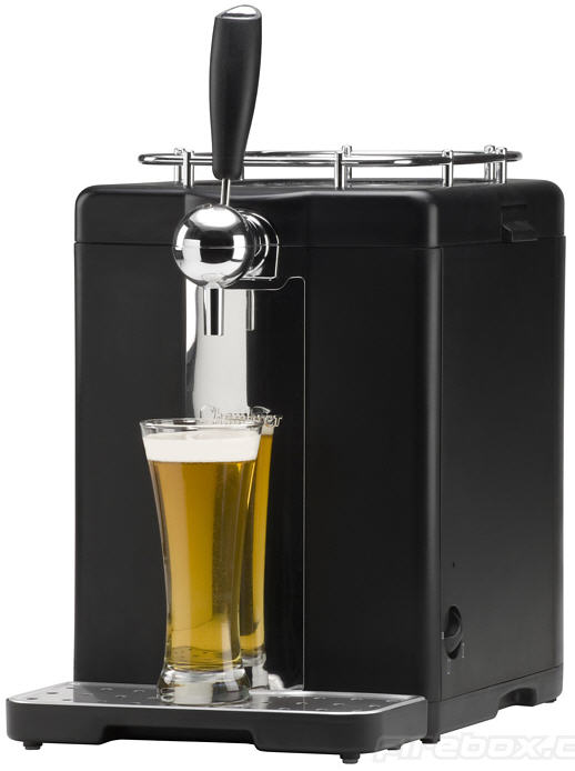Draught Beer Chill Dispenser Can Be Your Personal Bartender