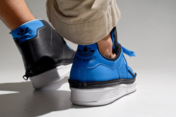 adidas stan smith zipper