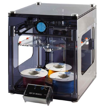 Bfb 3000 Brings Affordable Fully Assembled 3d Printing