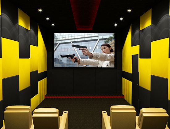 HKMT Luxury Multimedia Rooms Look Awesome