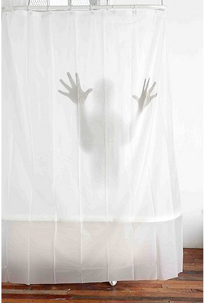 Want To Creep Out Guests Who Ask Use Your Bathroom Regale Yourself In A Symphony Of Mortified Screams With The Scary Shower Curtain Which Makes It Look