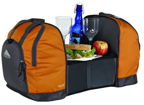 Going On A Picnic Is Nice Having To Carry Bag Cooler And Portable Table However Isn T All That Enticing Unless You Re Toting The Kelty Pop Duo