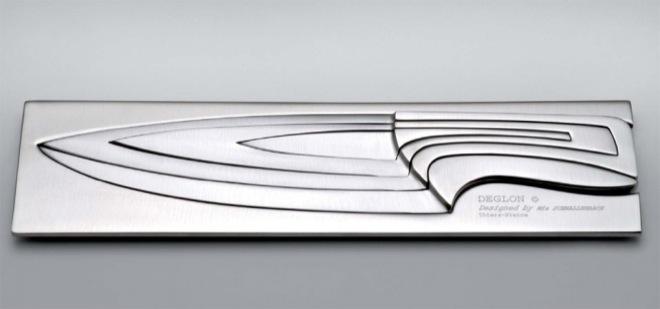 Deglon Meeting Knives Use Fibonnaci Sequence To Plot Their Design