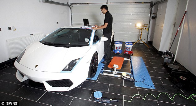 Elite Detailing S Car Wash Service Shines Your Car For 163