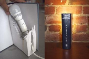 diybooklamp1