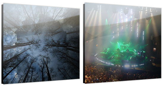 Fracture Prints your Photos on Glossy Glass Frame