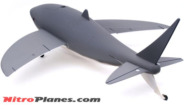 Its A Bird Its A Planeits A Flying Shark
