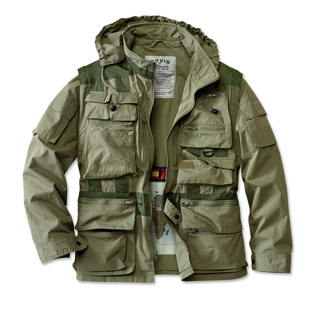 Orvis Ultimate Travel Jacket Comes With Pockets For Everything