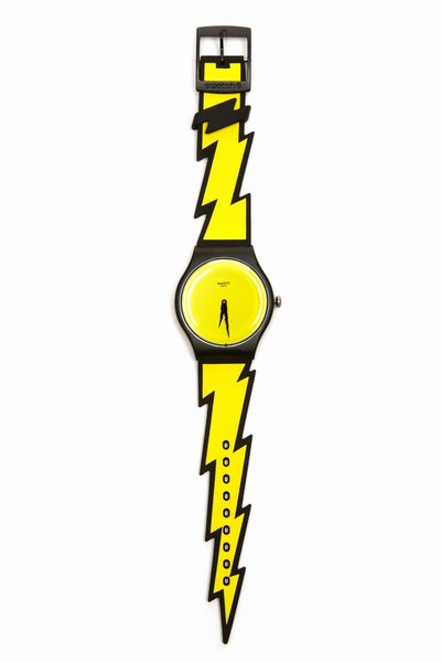 Yellow Flash Watch Puts A Lightning Bolt On Your Wrist