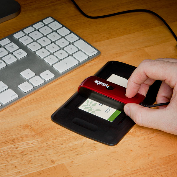 Usb Mini Scanner Looks Convenient