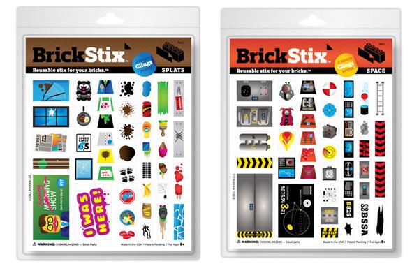 Stickers Logo Lego