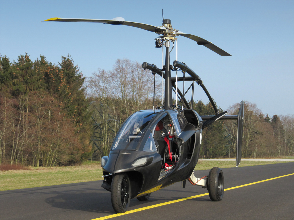 Will We Ever Get Flying Cars
