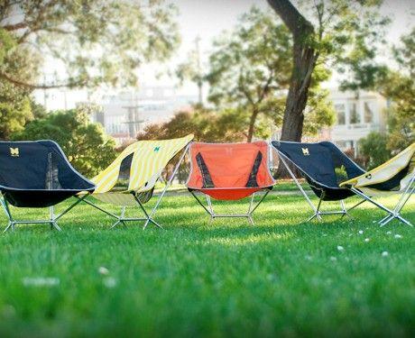 Mantis Is A Super Lightweight Folding Lounge Chair
