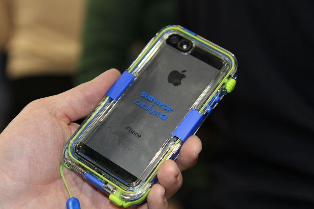 Survivor Catalyst Iphone