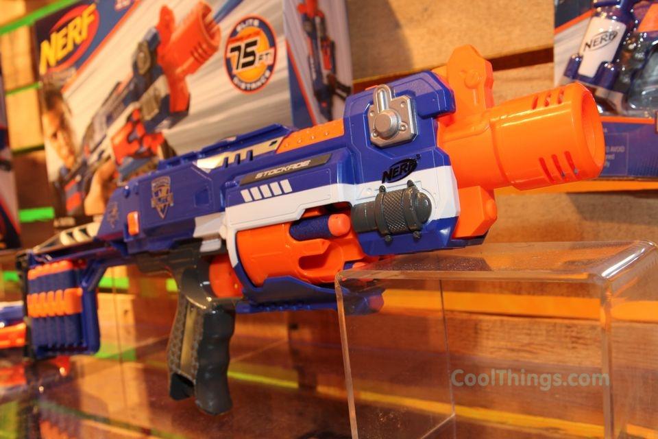 Latest Nerf Blasters 2013 N Strike N Strike Elite