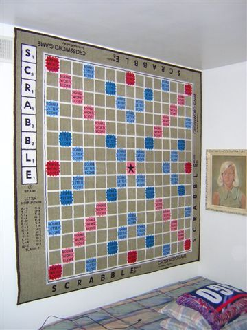 Like Scrabble Here S A Rug Made Just For You