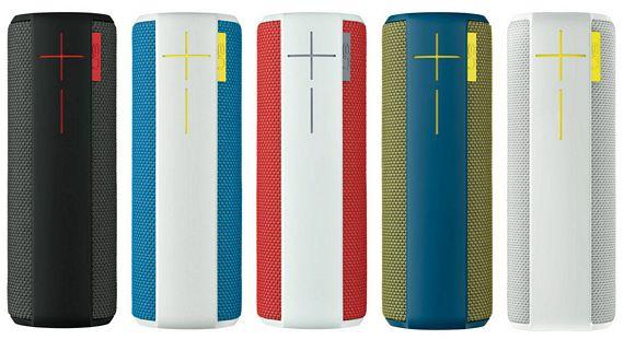 Ue Design Best: UE Boom Mobile Speaker Brings Sleek Design, 360-Degree