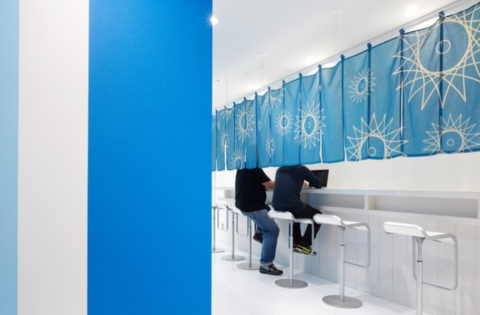Google Japan S Colorful Office Interior Pics