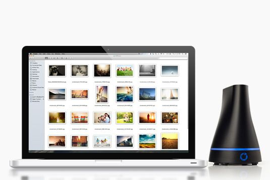 transporter lets you host your own cloud storage at home