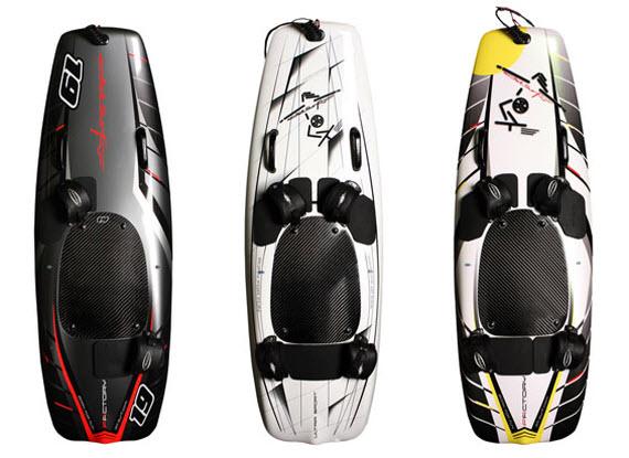 Jetsurf Motorized Surfboard