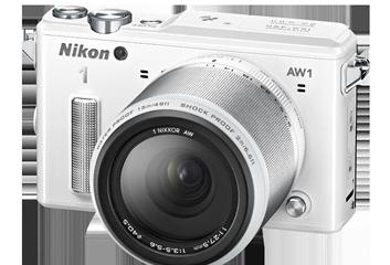 Nikon-1-AW1-white