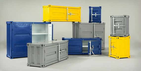 furniture storage containers