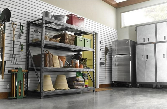 Gladiator Chillerator Fridge Is Perfect For Garages