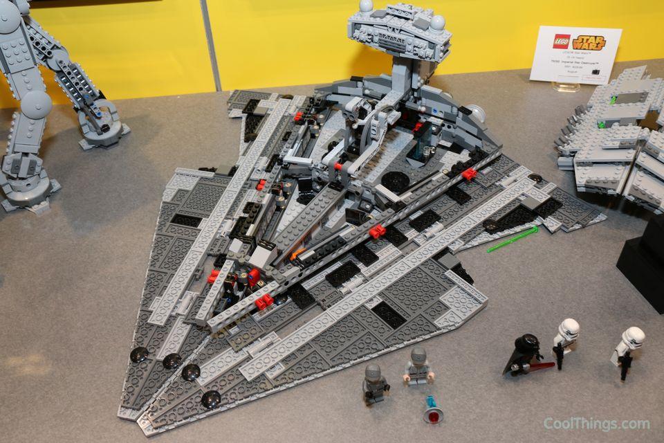 Lego 75055 Star Wars Imperial Star Destroyer