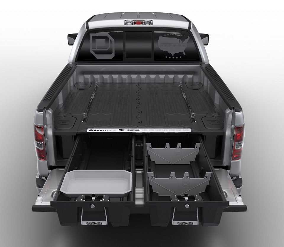 how to live in your truck bed