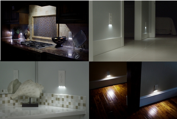 It Comes In Two Styles Duplex Separate Outlets And Decor One Large Rectangular Hole Each Lighted Outlet Cover Is Estimated To Cost Less Than 10