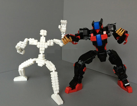 Easy Things To Build With Big Legos