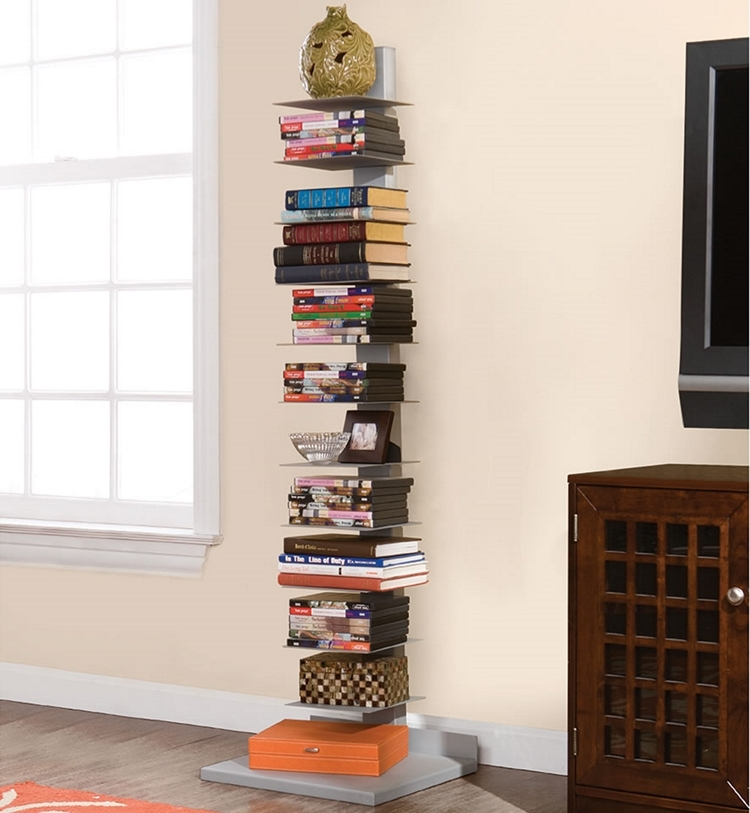 Vertical Bookshelf 1