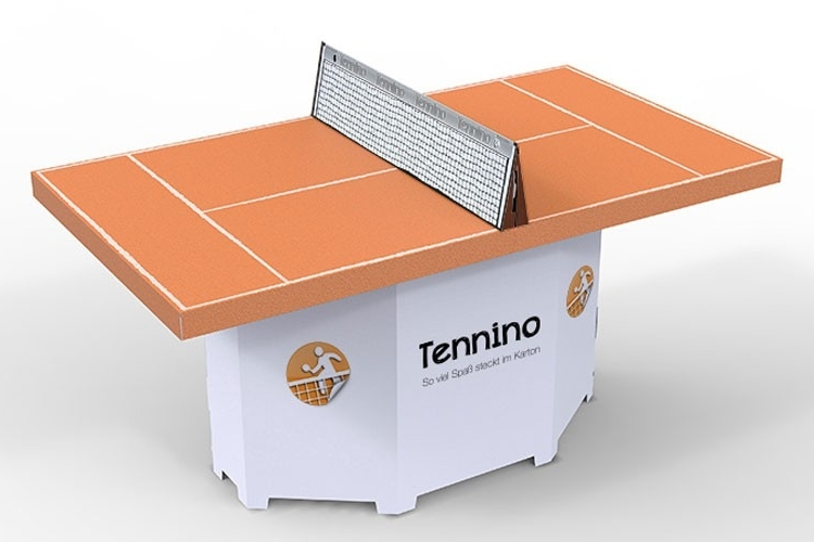 tennino-cardboard-table-tennis-1  sc 1 st  CoolThings.com : table tennis set - pezcame.com