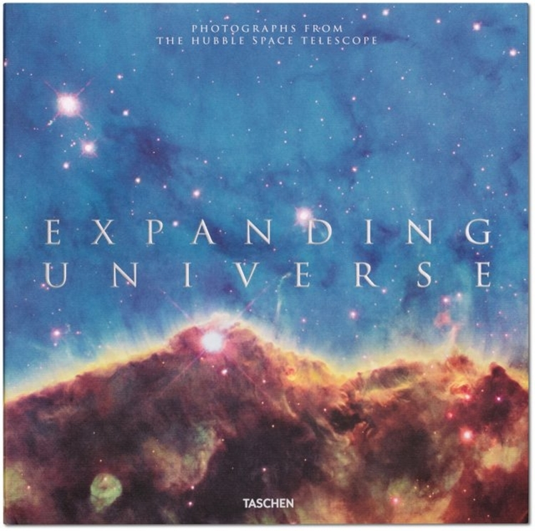 Expanding Universe: Photographs from Hubble Space Telescope