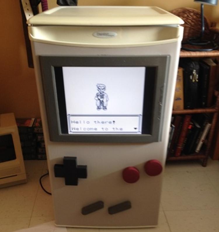 Game Boy Fridge
