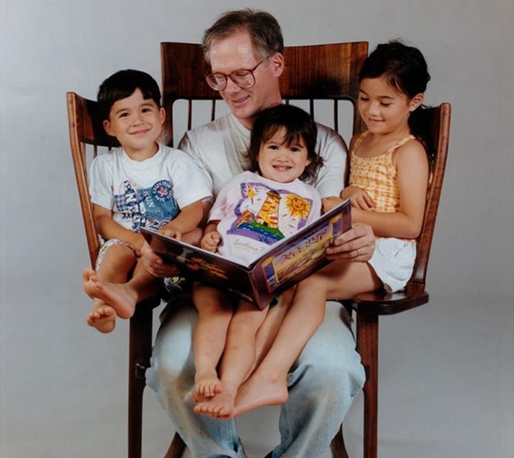 Merveilleux Storytime Rocking Chair 2