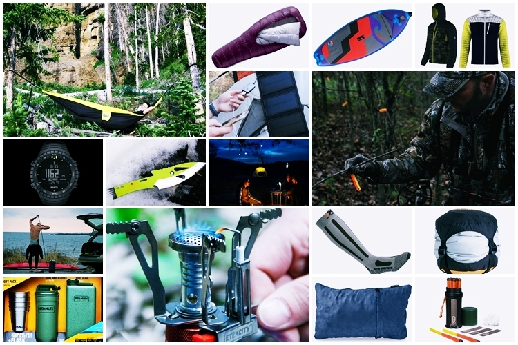 16 Rough And Rugged Gift Ideas For The Outdoorsmen