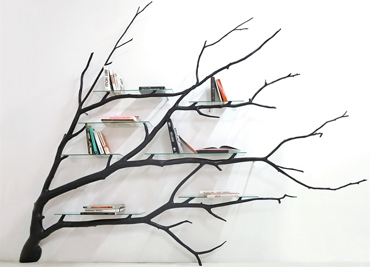Branches Serve As Inspiration For Storage Furniture Several Times Before Including Wall Shelves Freestanding Bookshelves And Even Coat Racks