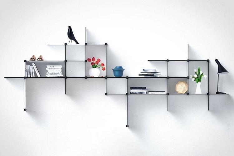 Shelf Bedroom Set