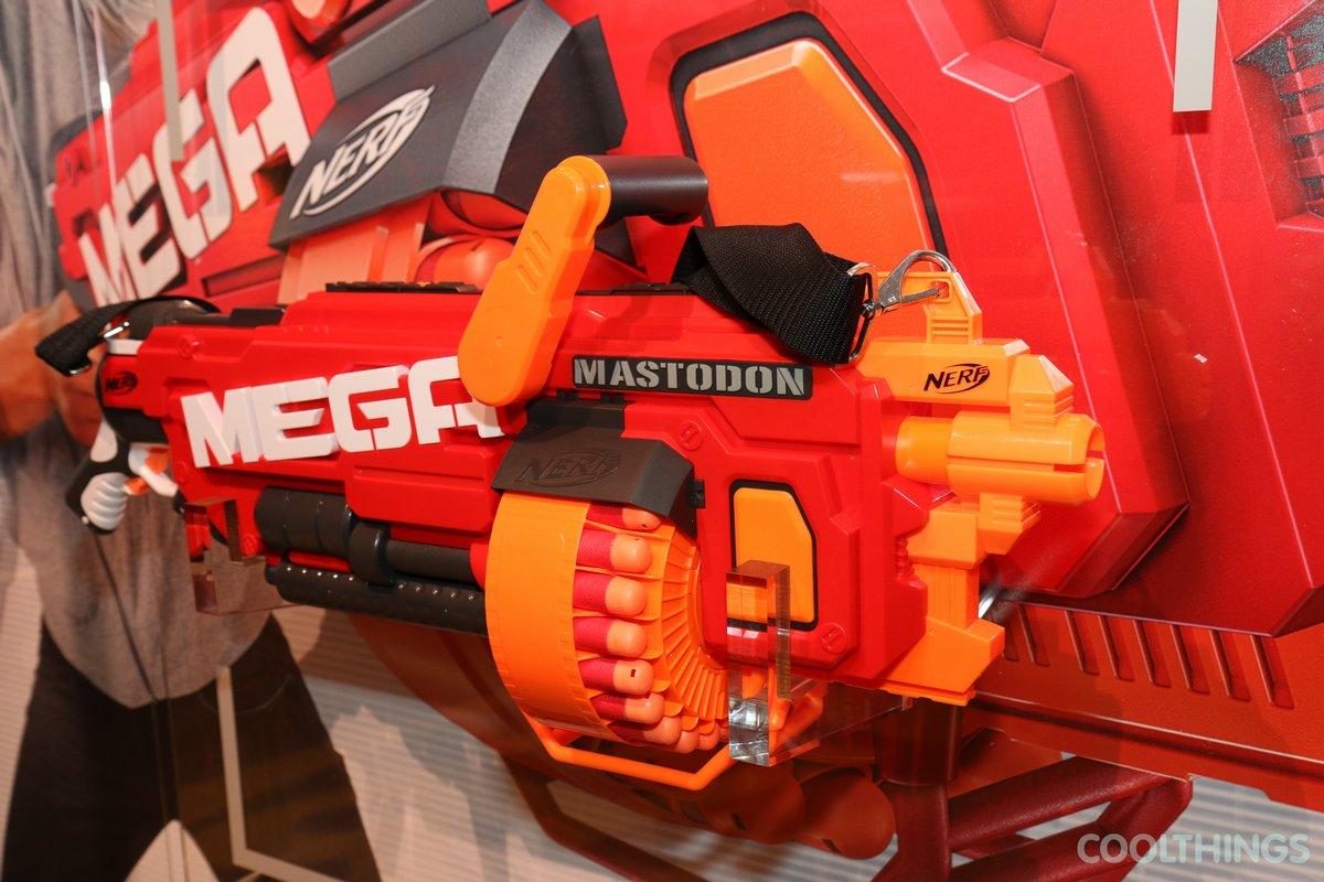 Nerf MEGA Mastodon-1