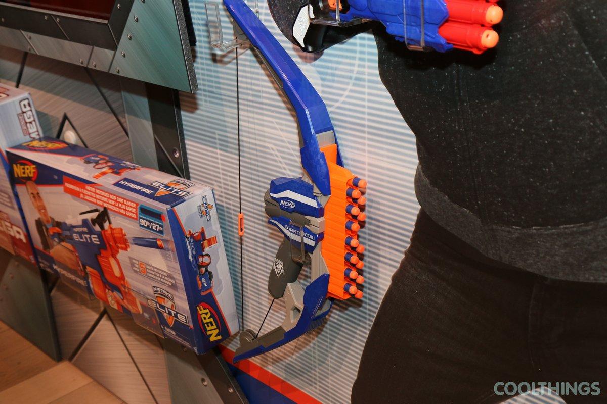 Nerf N-Strike Elite Stratobow