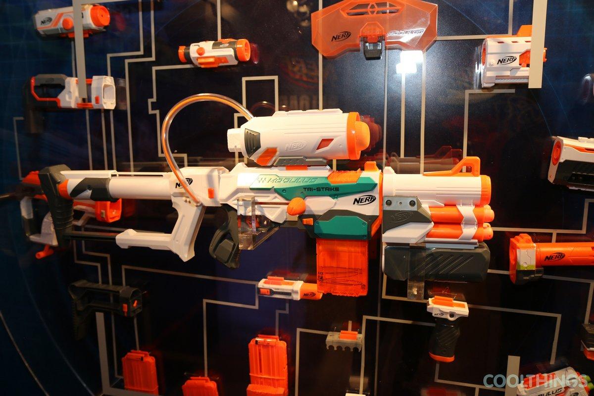 Nerf N-Strike Modulus Tri-Strike -2