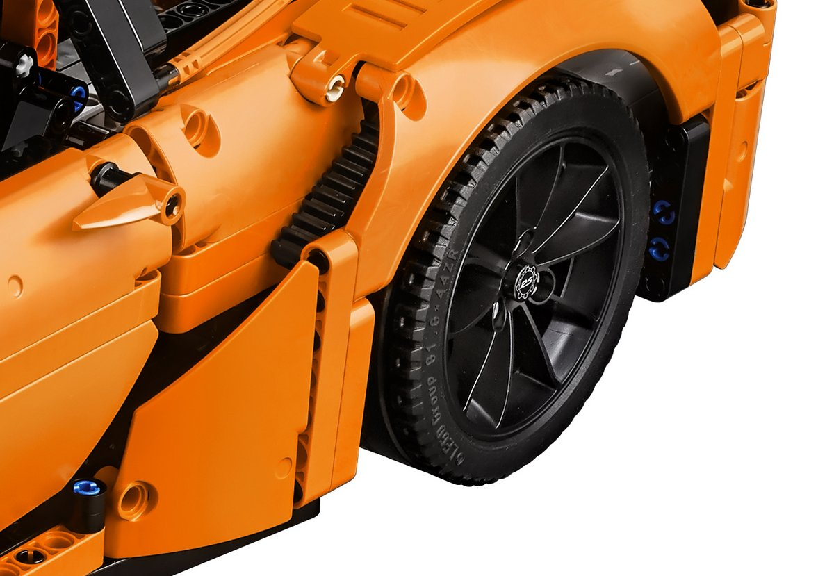 Rear Wheel - LEGO Technic Porsche